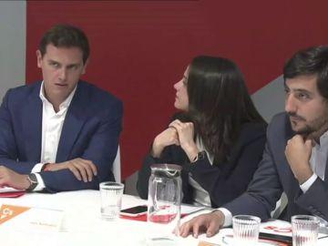 Ciudadanos: no se nos pasa por la cabeza dar alas a un gobierno de Pedro Sánchez.