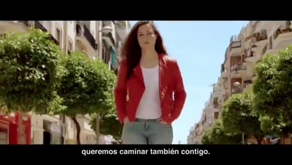'Siempre hacia delante', el nuevo lema del PSOE para las elecciones del 26M