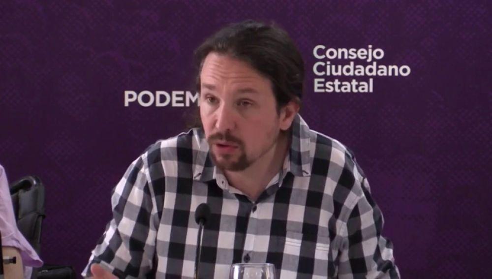 Pablo Iglesias propondrá a Sánchez un gobierno de coalición sin lineas rojas ni arrogancia