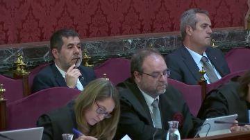 Jordi Sànchez le dijo al mando de los mossos el 20-S que se largara porque iba a llamar al presidente
