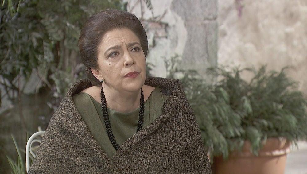 """Francisca, a Fernando: """"Quiero que me des las explicaciones que me debes"""""""