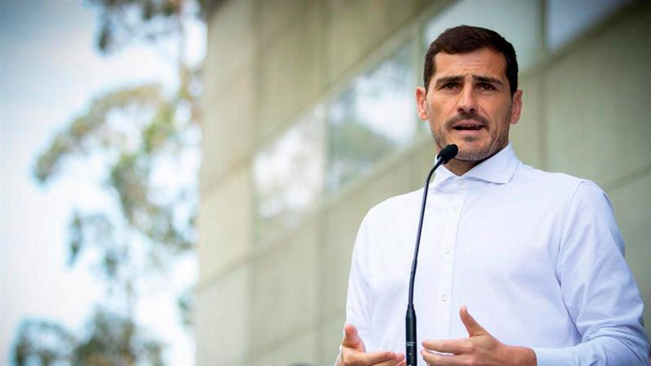 El Mensaje De Iker Casillas Al Independentismo Catalán