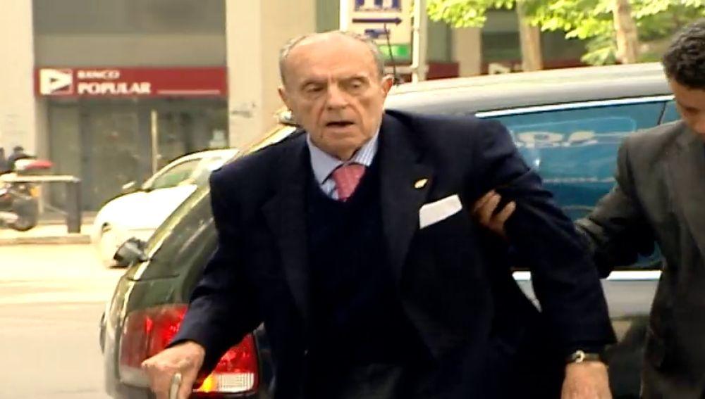 El pleno de A Coruña aprueba retirarle el título de 'Hijo Adoptivo' a Manuel Fraga