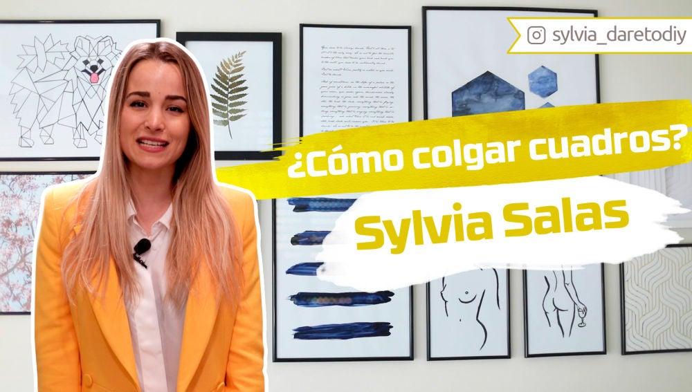 Sylvia Salas nos enseña cómo crear una composición de cuadros