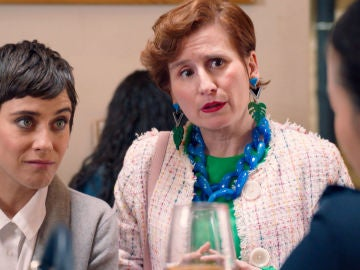 """Dolores anima a Jin a salir del armario: """"Entre mujeres también nos podemos dejar relajaditas"""""""