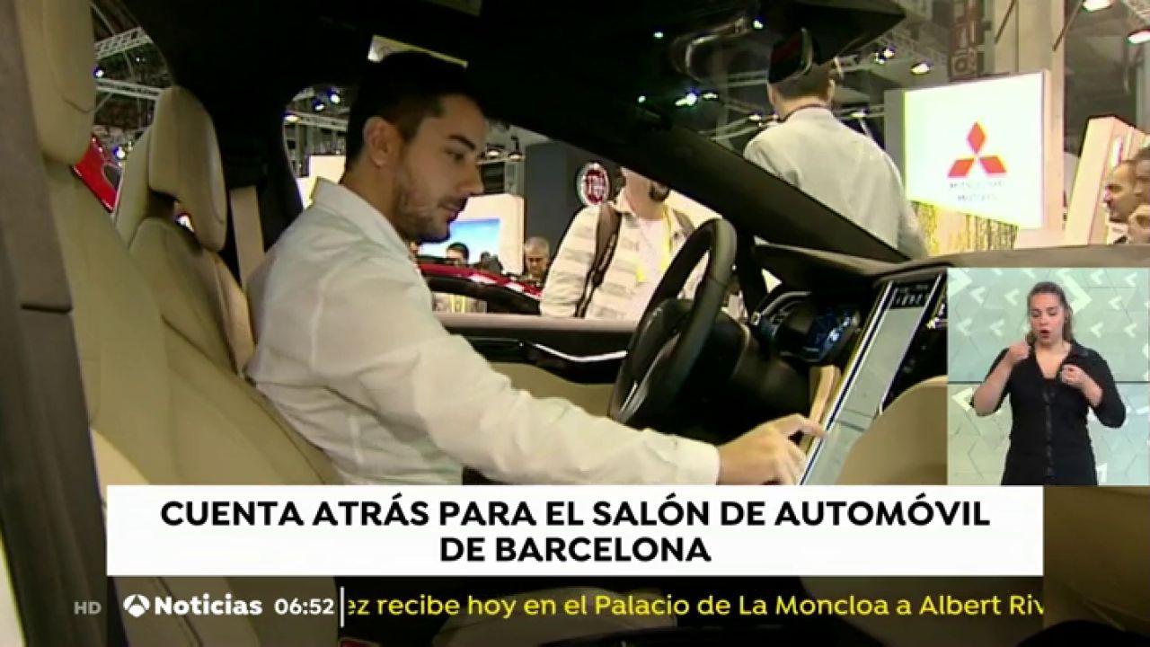 ccaa5d59b Este viernes arranca el Salón del Automóvil con la presentación del primer  coche volador | ANTENA 3 TV - NOTICIAS