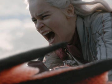 Daenerys en 'Juego de Tronos'