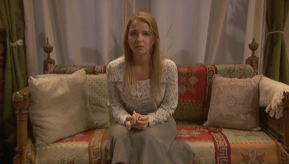 Antolina, aterrorizada con la decisión que cambiará su vida
