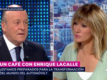 Un café con Enrique Lacalle