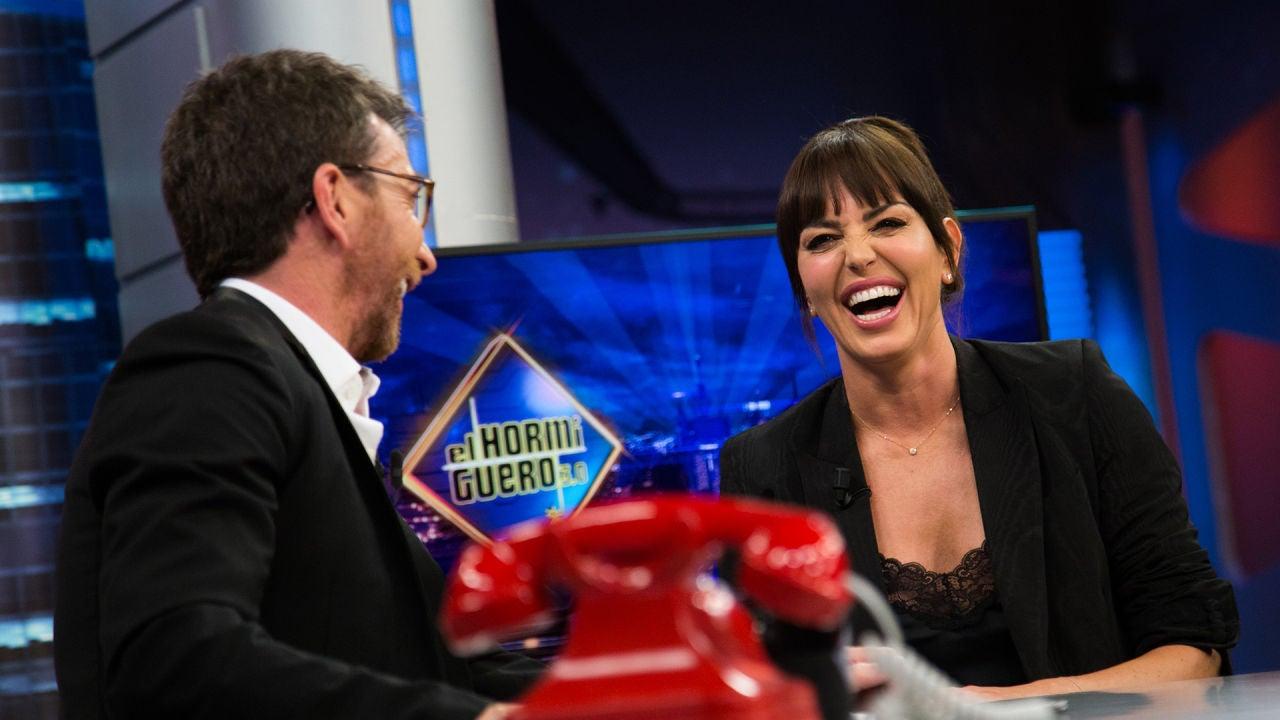 Marta Milans Cuenta En 'El Hormiguero 3.0' Cómo Le Ha
