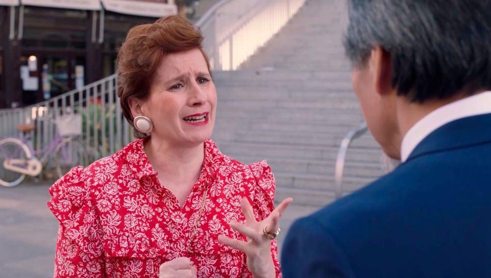 """La metedura de pata de Dolores con Wan: """"Su hija es lesbiana"""""""