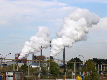 Fábrica de ArcelorMittal de Avilés, en Asturias