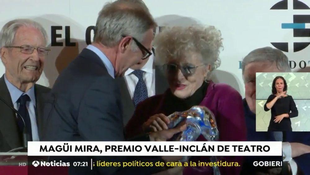 Premio Valle- Inclán de teatro