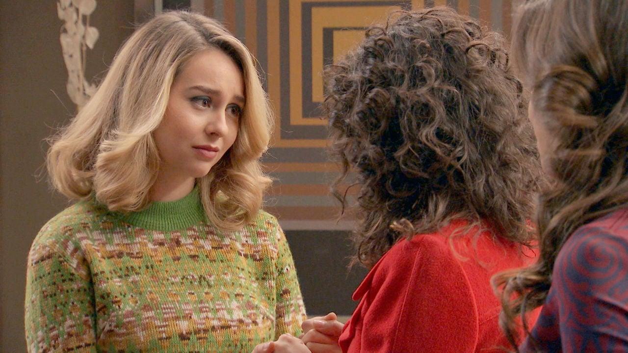 """Amelia, A Luisita: """"Tomes La Decisión Que Tomes, Estaré A"""