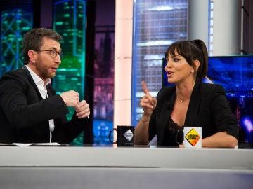 Marta Milans desvela en 'El Hormiguero 3.0' qué es lo más duro y desagradable qué le han dicho en un casting