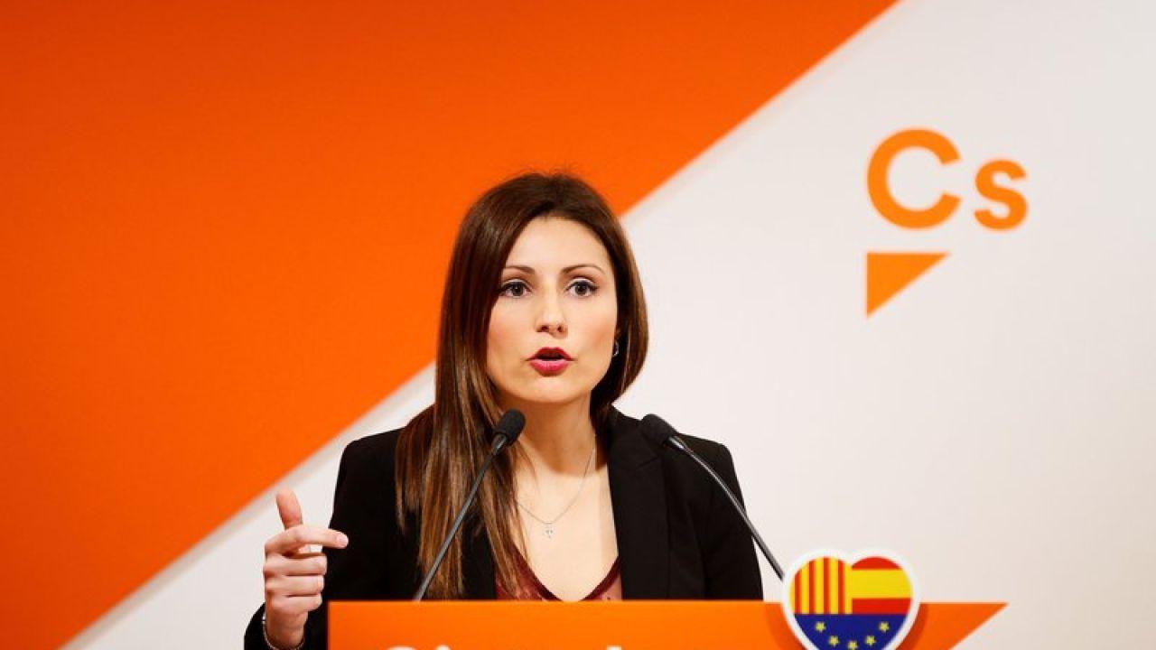 Lorena Roldán Será La Próxima Candidata De Ciudadanos A La