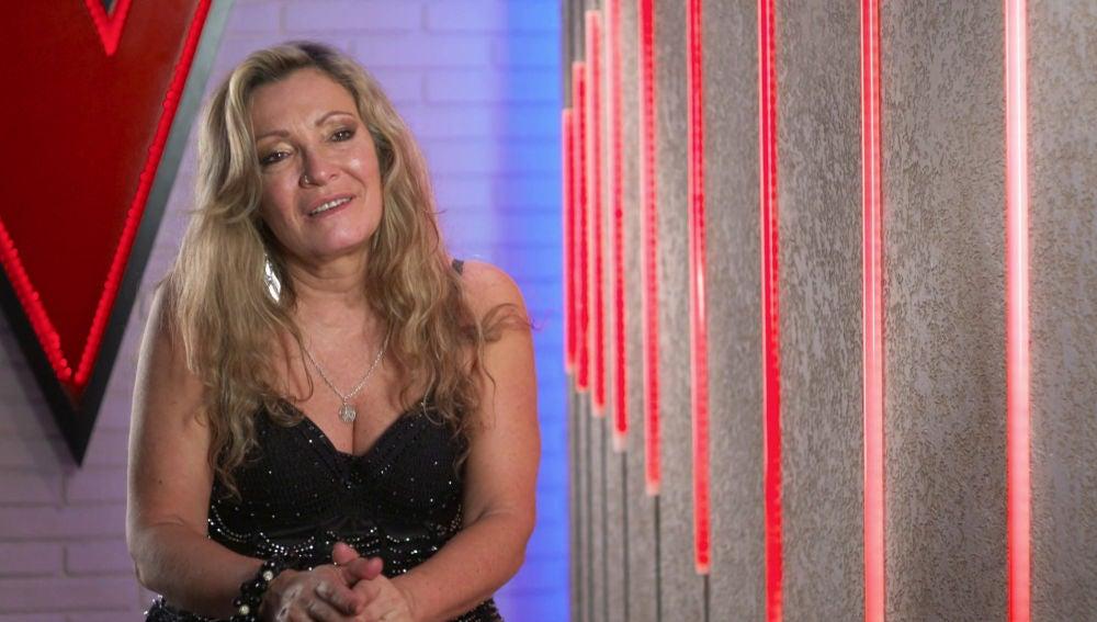 """Adriana Ceballos: """"Yo la edad no la siento, la energía la siento con la música"""""""