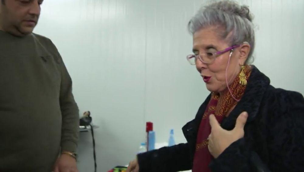 El bonito detalle solidario de Carmen Blanco en su vestuario para 'La Voz Senior'