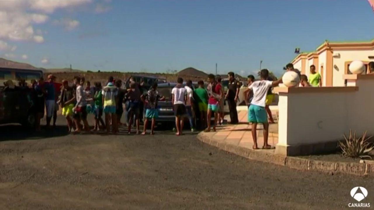 Se Duplica El Número De Menores Extranjeros En Canarias