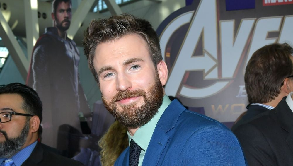 Chris Evans, el perfecto Capitán América