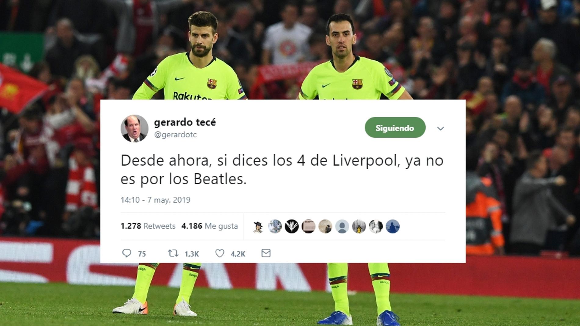 Mejores memes de la derrota del Barça