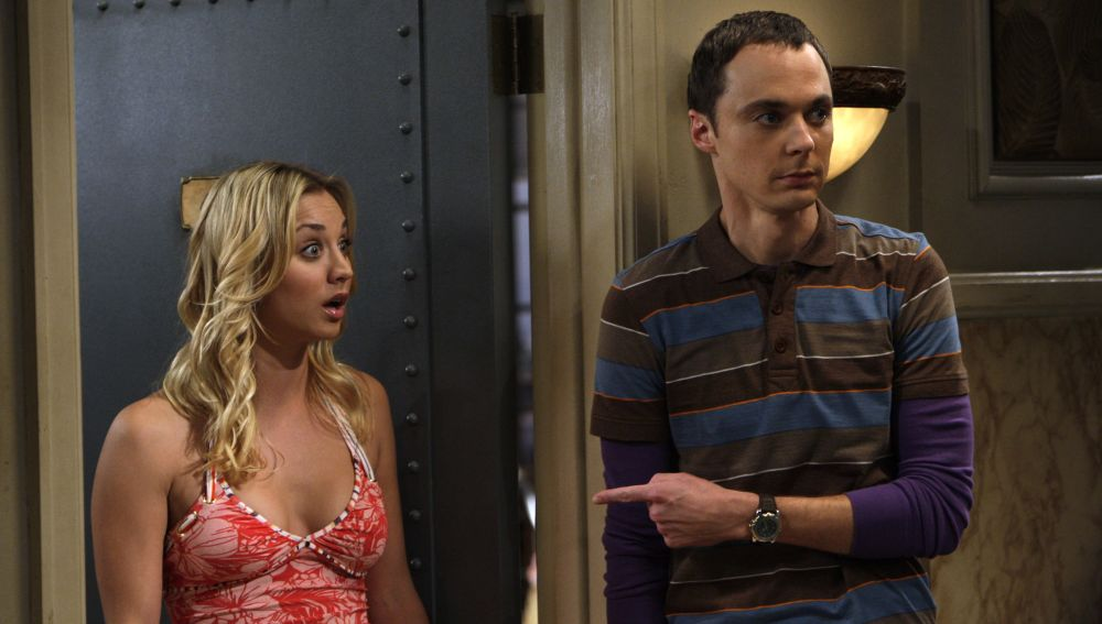 The Big Bang Theory - Temporada 2 - Capítulo 6: El teorema de Cooper-Nowitzki