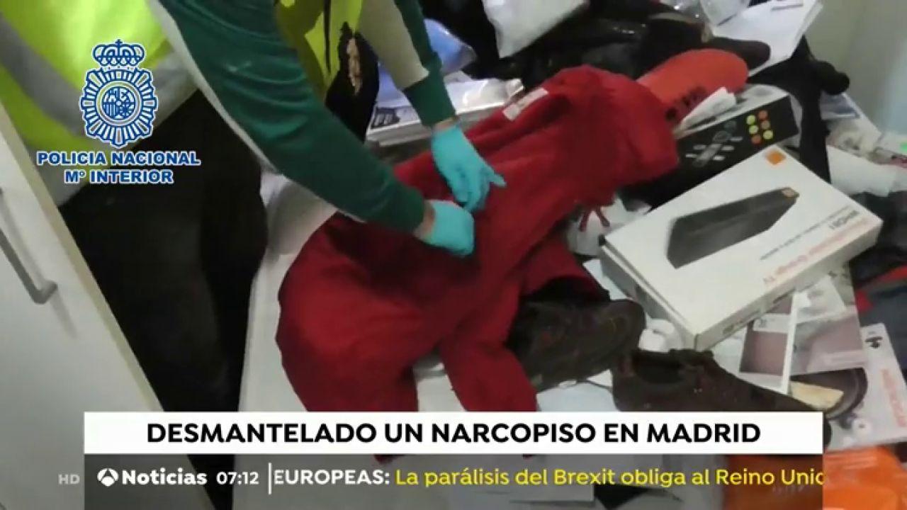 Narcopisos: La Policía Detiene A Tres Personas En Una