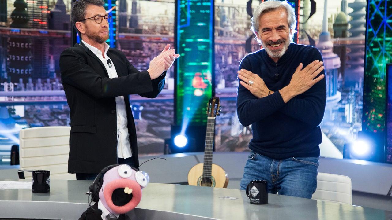 Imanol Arias Batió Nuevo Récord En 'El Hormiguero 3.0