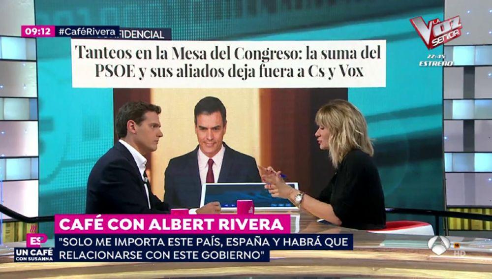 Entrevista a Albert Rivera