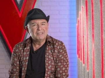 """Jose María Guzmán: """"Estos nervios me recuerdan a mi paso por Eurovisión"""""""