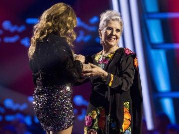 Despedida Carmen Blanco