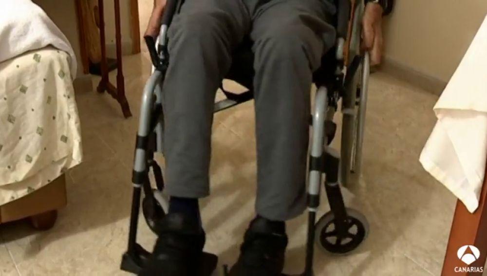 Suspende su rehabilitación porque no hay ambulancias suficientes