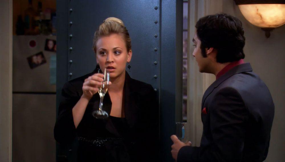 The Big Bang Theory - Temporada 2 - Capítulo 4 : La equivalencia de Griffin