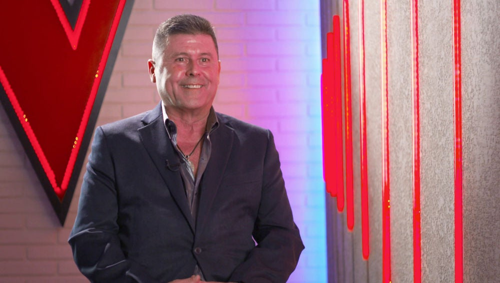 Ramón Luis Guillem canta 'A ti mujer' en las Audiciones a ciegas de 'La Voz Senior'