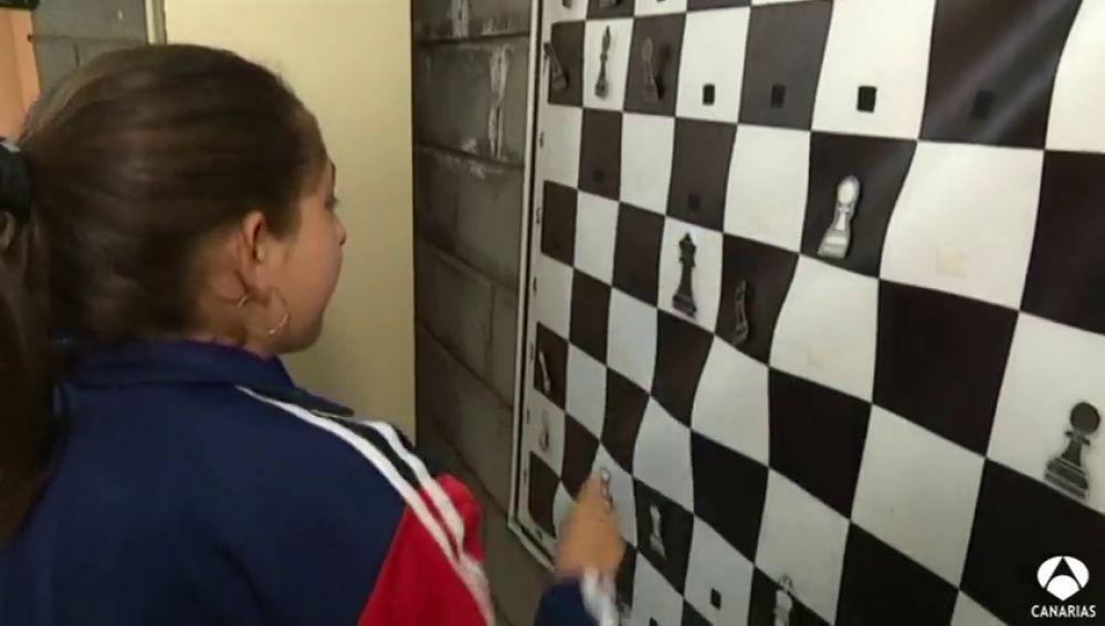 El ajedrez como remedio contra el aburrimiento en el aula