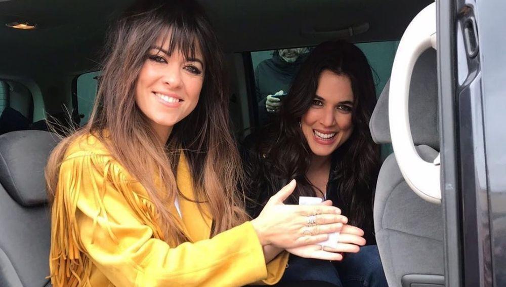 Vanesa Martín y Adriana Ugarte protagonizan el nuevo videoclip de la artista malagueña, 'De tus ojos'