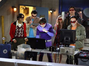 The Big Bang Theory - Temporada 3 - Capítulo 23: La excitación lunar