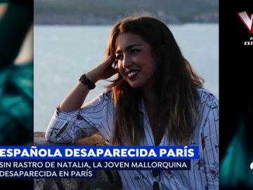 Española desaparecida