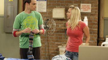 The Big Bang Theory - Temporada 2 - Capítulo 1 : El paradigma del pescado malo