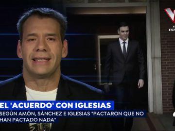 El periodista Rubén Amón