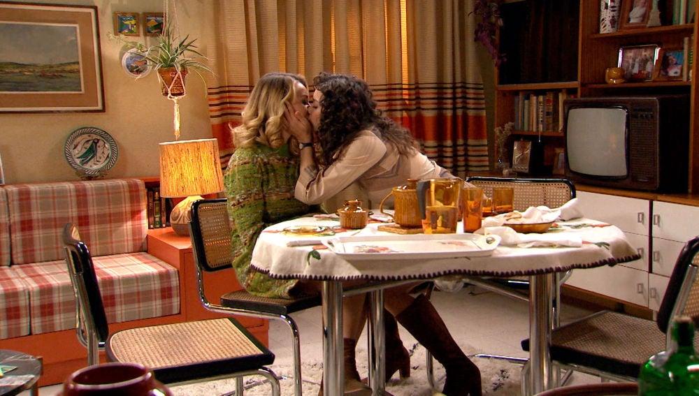 """Amelia anima a Luisita a ver el lado bueno de las cosas: """"Confío en ti"""""""