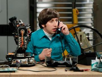 The Big Bang Theory - Temporada 5 - Capítulo 23: La aceleración del lanzamiento