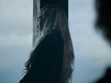 Daenerys, completamente hundida