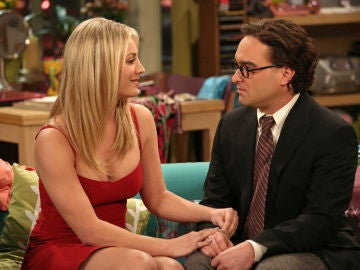 The Big Bang Theory - Temporada 6 - Capítulo 16: La prueba tangible del afecto