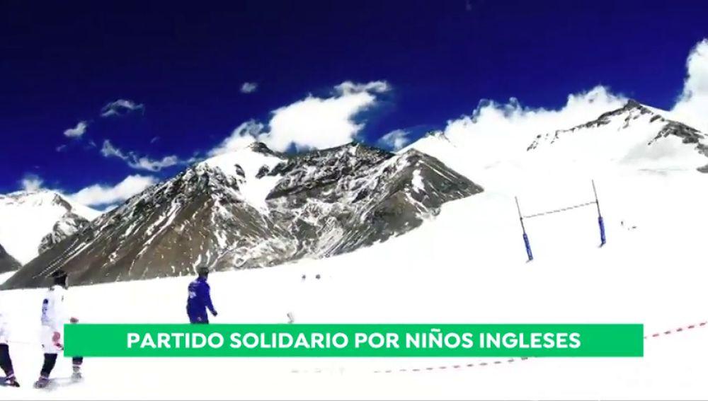 Increíble récord: disputan un partido de rugby a 6.331 metros de altitud en El Everest