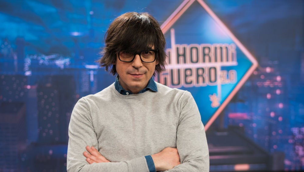 Luis Piedrahita recibirá la Grolla d'Oro por su labor en 'El Hormiguero 3.0'
