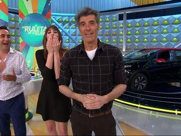 El especial saludo en lengua de signos de Jorge Fernández a la madre de un concursante