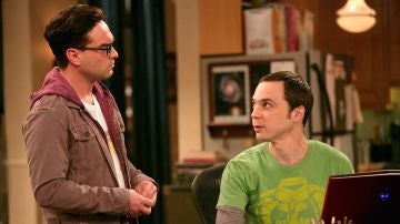 The Big Bang Theory - Temporada 4 - Capítulo 19: En guerra con Zarnecki