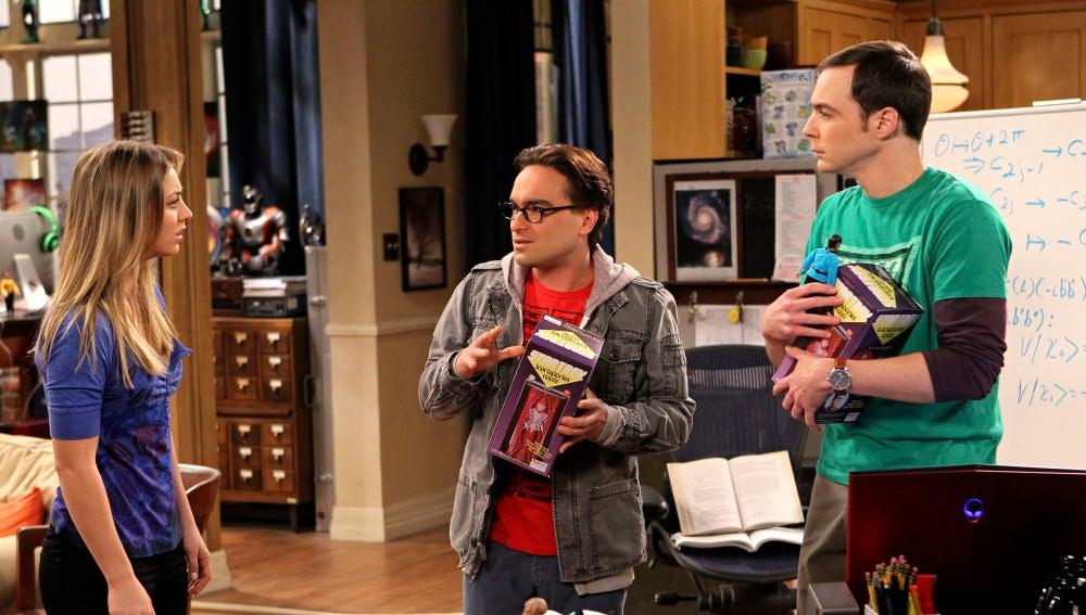 The Big Bang Theory - Temporada 5 - Capítulo 20: La disfunción del transportador