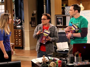 The Big Bang Theory - Temporada 5 - Capítulo 20: La disfunción del transportador